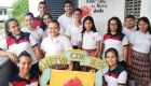 first National Youth Day of the Sacred Heart